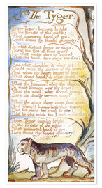 William Blake - Der Tiger