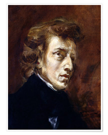 Eugene Delacroix - Frederic Chopin