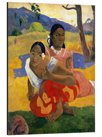 Alubild  Nafea faa ipoipo (Wann heiratest Du?) - Paul Gauguin