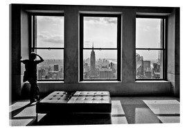 Acrylglas  New York - Top of the Rock - Thomas Splietker