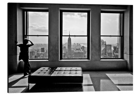 Alubild  New York - Top of the Rock - Thomas Splietker
