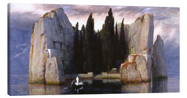 Arnold Böcklin - Die Toteninsel