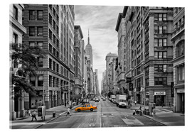Acrylglasbild  NEW YORK CITY 5th Avenue - Melanie Viola