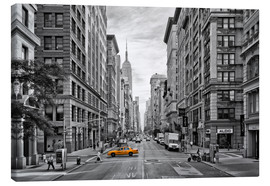 Leinwandbild  NEW YORK CITY 5th Avenue - Melanie Viola