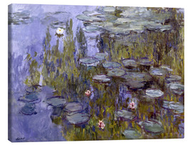 Claude Monet - Seerosen (Nympheas)