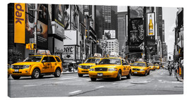 Hannes Cmarits - Yellow Cabs auf dem Times Square (ck)