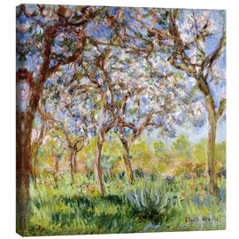 Claude Monet - Frühling in Giverny