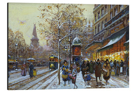 Eugene Galien-Laloue - Place de la République, Paris