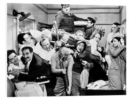 Hartschaumbild  The Marx Brothers, 1935