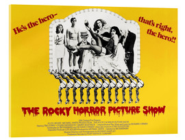Acrylglasbild  The Rocky Horror Picture Show