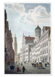 Robert Batty - Augsburg, 1822.