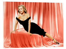 Marilyn Monroe in einem Cocktailkleid