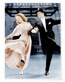 THE JOLSON STORY - Evelyn Keyes und Larry Parks