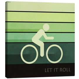 Leinwandbild  Let It Roll - Phil Perkins