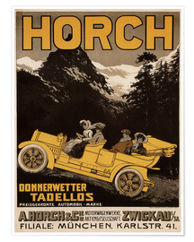 Horch Autos - Donnerwetter tadellos