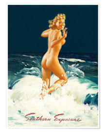 Al Buell - Pin Up - Southern Exposure
