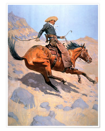 Frederic Remington - Der Cowboy
