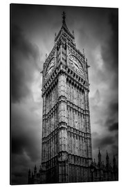 Alubild  Big Ben London - Melanie Viola