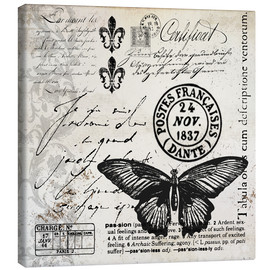 Andrea Haase - Vintage Butterfly