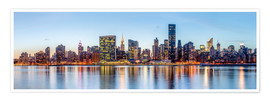 Sascha Kilmer - New York Midtown Manhattan Skyline