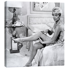 Leinwandbild  Pillow Talk, Doris Day
