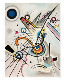 Poster  Diagonale - Wassily Kandinsky