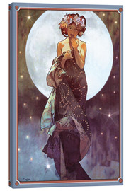 Alfons Mucha - Der Vollmond, Adaption