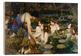 John William Waterhouse - Nymphen