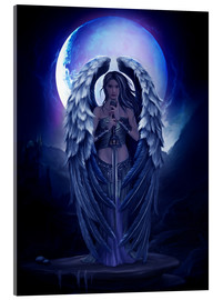 Acrylglas  Guardian angel - Elena Dudina