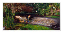 Sir John Everett Millais - Ophelia