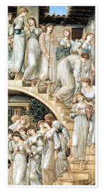 Edward Burne-Jones - Die goldene Treppe