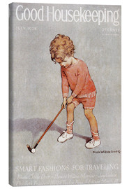 Jessie Willcox Smith - Golfkunst Jessie