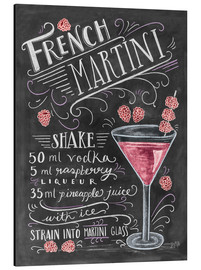 Alubild  French Martini Rezept (Englisch) - Lily & Val