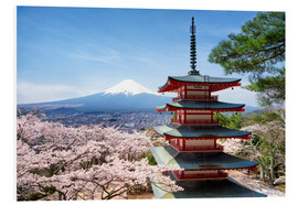 Forex  Chureito Pagoda in Yamanashi - Jan Christopher Becke