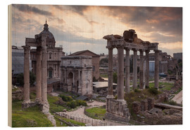 Julian Elliott - Forum Romanum, Rom
