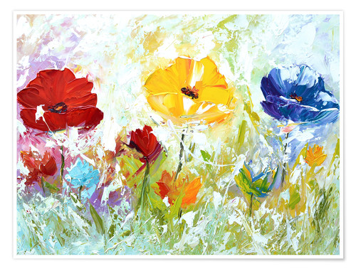 Poster Flowers