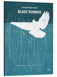 Alubild  No011 My Blade Runner minimal movie poster - chungkong