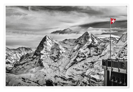 Tanja Arnold Photography - Swiss Flag