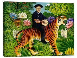 Frances Broomfield - Henry Rousseau´s Traum
