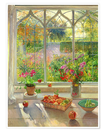 Timothy Easton - Blick in den Garten