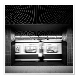 Richard Grando - Rush hour München