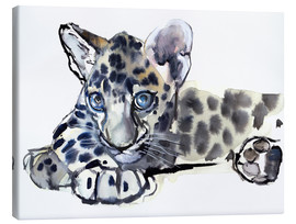 Mark Adlington - Kleiner Leopard