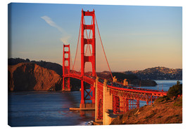 Leinwandbild  Golden Gate Bridge - Stuart Westmorland