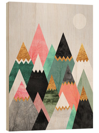 Elisabeth Fredriksson - Pretty Mountains