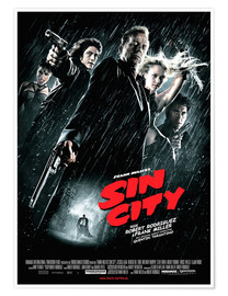 Premium-Poster  Sin City - Entertainment Collection