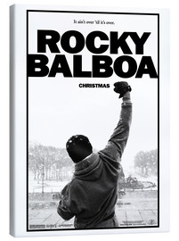 Leinwandbild  Rocky Balboa - Entertainment Collection