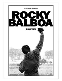 Premium-Poster  Rocky Balboa - Entertainment Collection