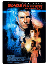Leinwandbild  Blade Runner - Entertainment Collection