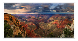 Michael Rucker - Grand Canyon Blick