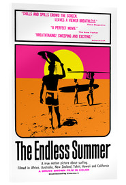 Acrylglasbild  The Endless Summer - Entertainment Collection